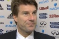 Laudrup on draw